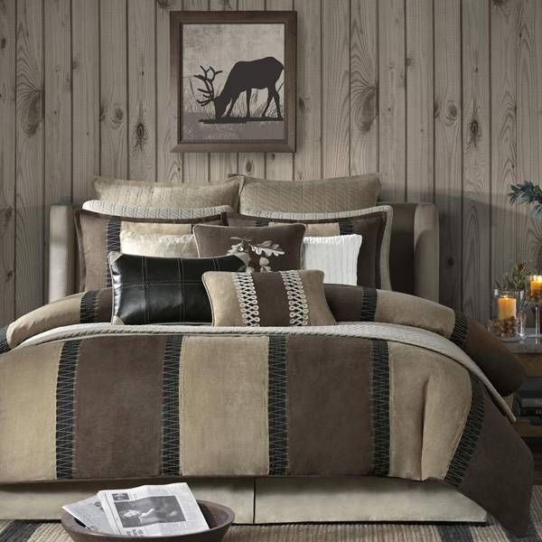 Rustic Cabin Bedding By Woolrich Bedding Bedding Blog By The
