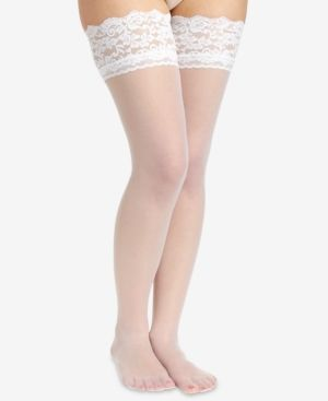 9bf3f9600 Women's French Lace Top Thigh High Hosiery 1363 in 2019 | Products