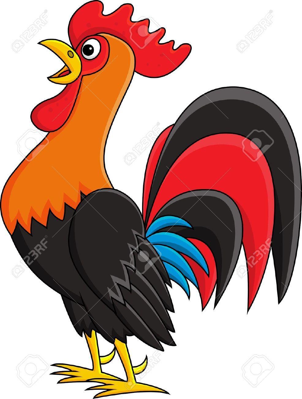 Resultado De Imagen De Dibujos De Gallos Infantiles Gallos