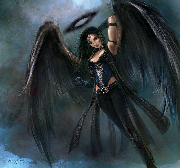 Fallen Angels - Fallen Angels Fan Art (10621801