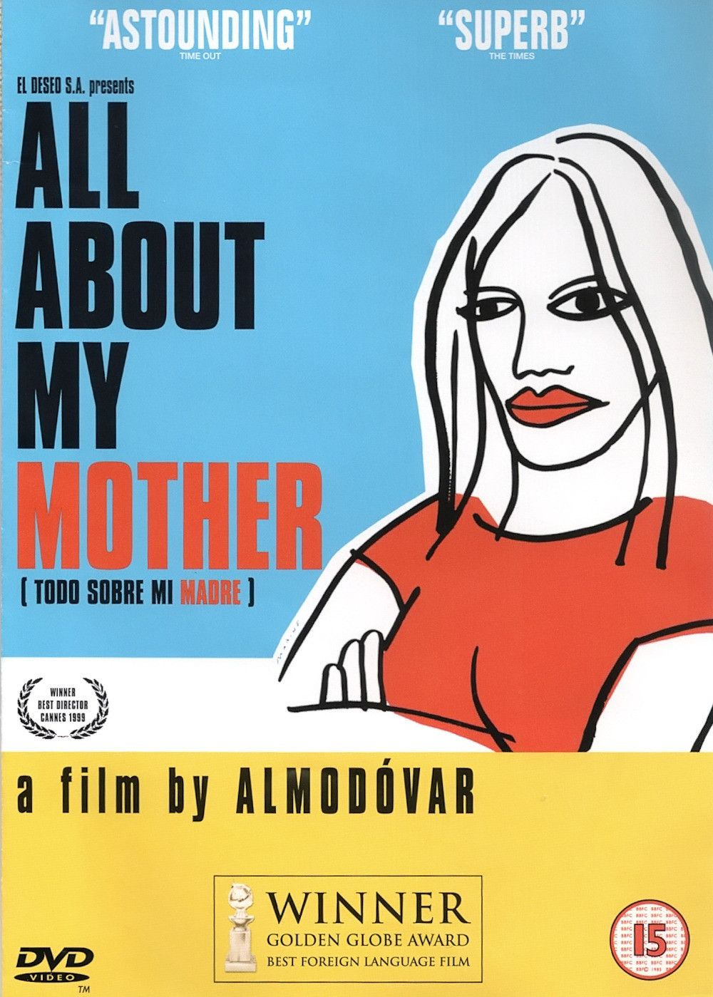 all about my mother download