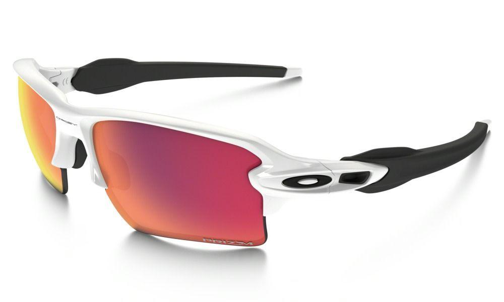 Oakley Sonnenbrille Quarter Jacket Prizm Baseball Outfield Polished White Brillenfassung - Sportbrillen adH1OxwlOW,