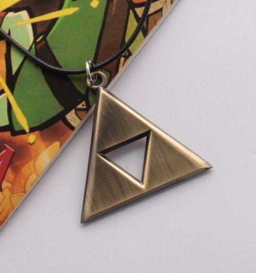The Legend of Zelda The Triange Mark