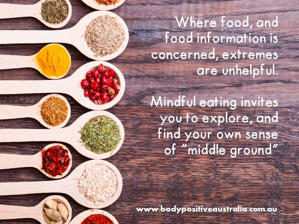 Mindful Eating Supports You To Find Your Own Definition Of Moderation And Wellbeing Mindful Eating Intuitive Eating Eat