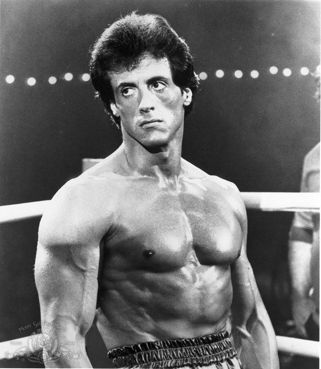 Image result for sylvester stallone rocky