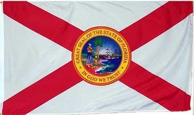 Florida State Seal Florida State Flag Banners Usa Florida
