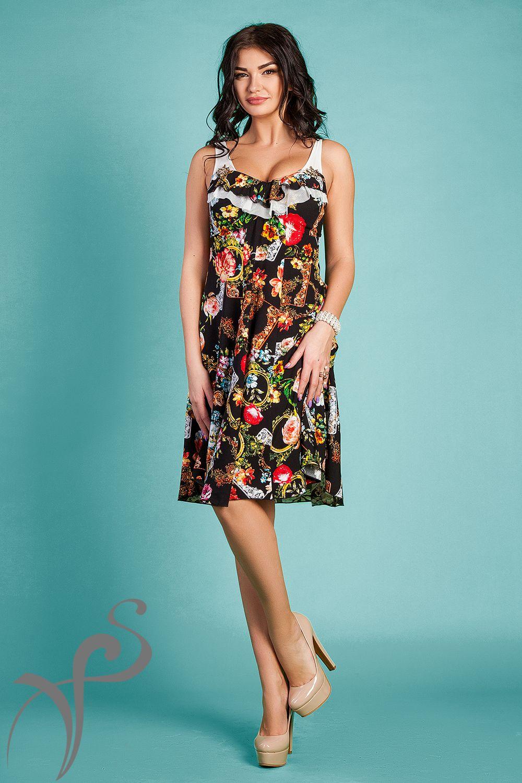 Оптом платья блузы
