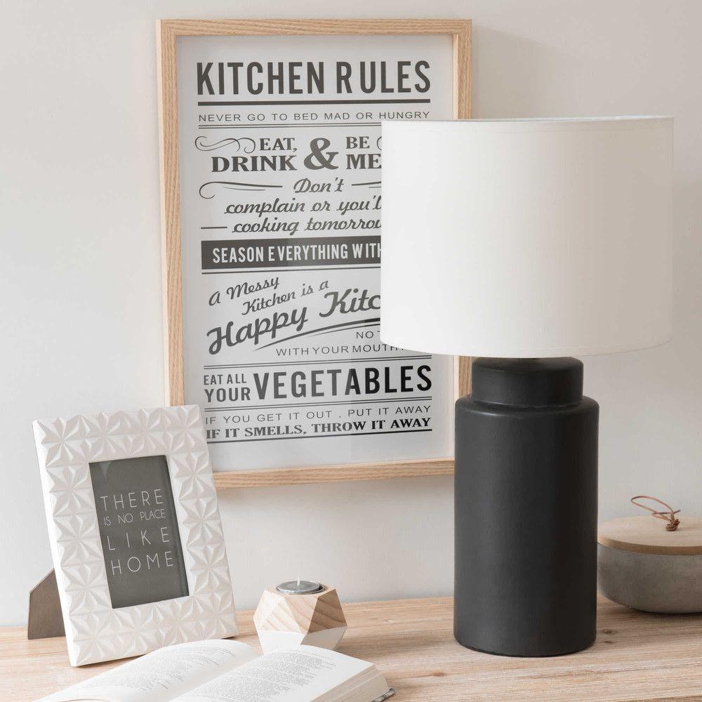 tableau memo cuisine design carrelage mural ardoise. Black Bedroom Furniture Sets. Home Design Ideas