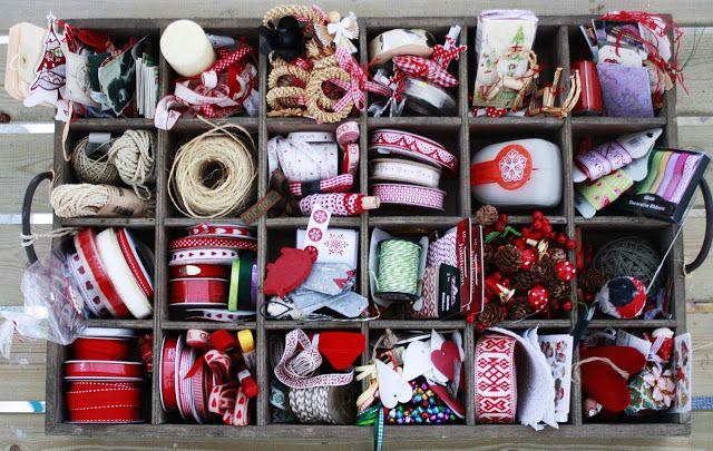 Caja de cintas