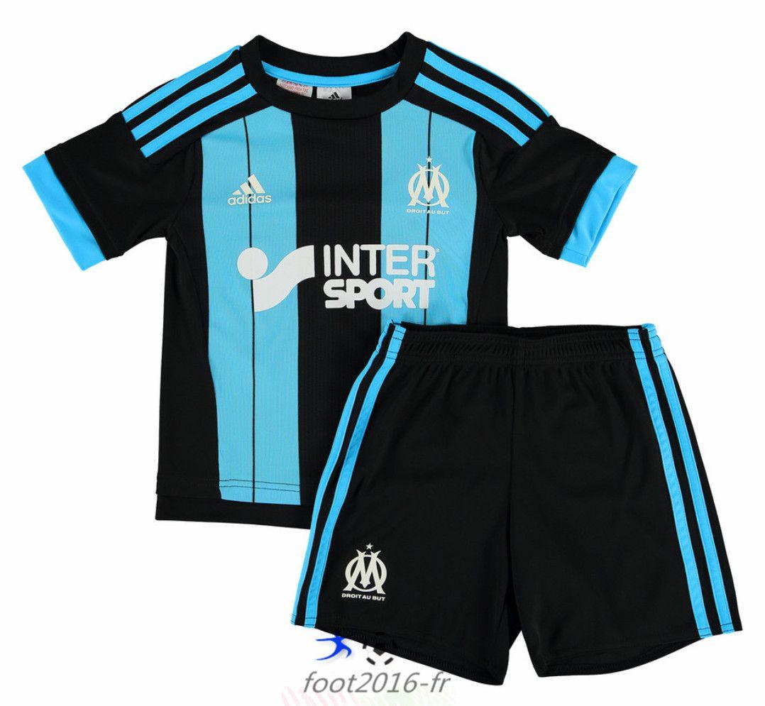 ensemble de foot OM Enfant