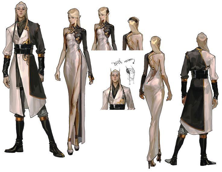 Clothing Designs from Mabinogi II Arena Clothing Designs from Mabinogi II Arena Character Design Clothes