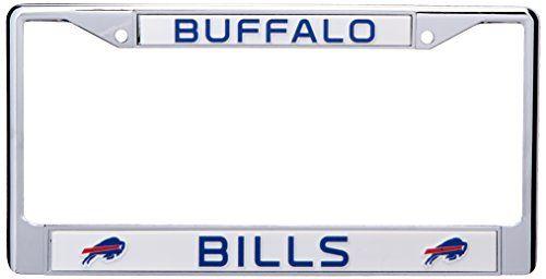 NFL Chrome Plate Frame - Buffalo Bills http://allstarsportsfan.com ...