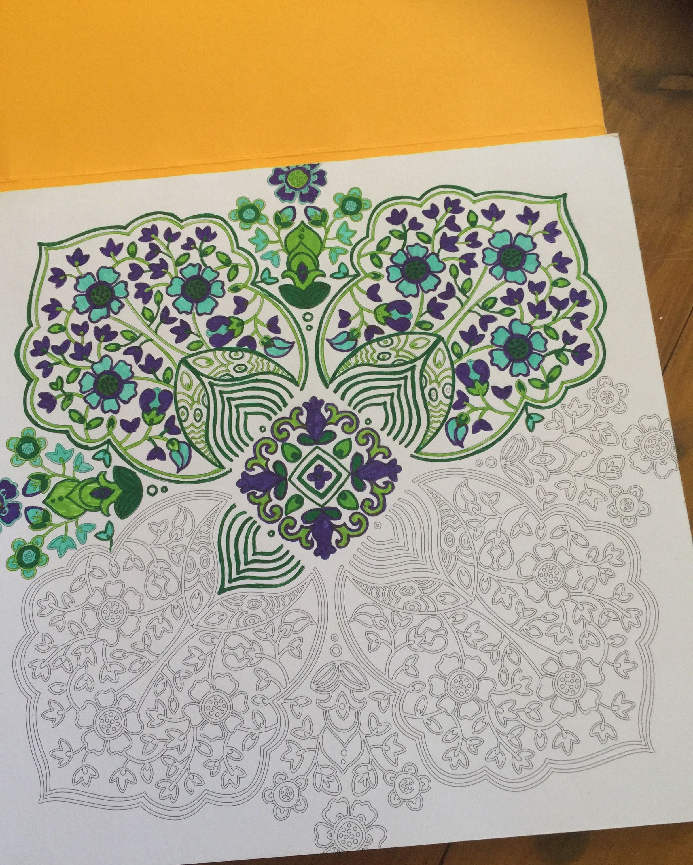 Pin On Adult Colouring Book Reviews Blog