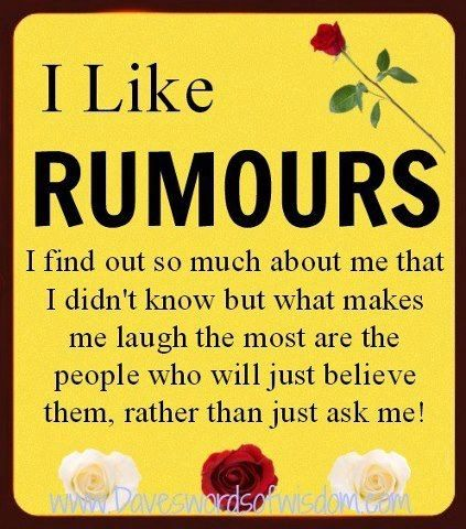 Susan White Siegal Facebook Assuming Quotes Quotes About Rumors Gossip Quotes
