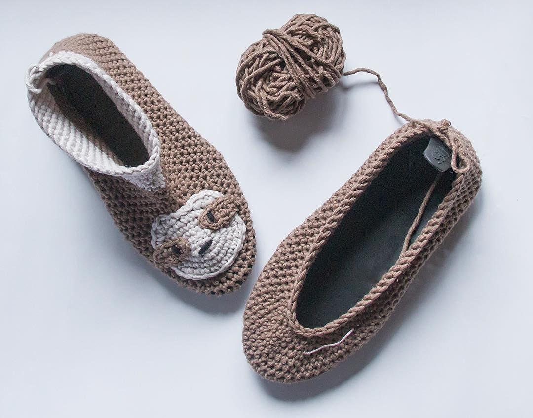 Unique Muster Für Häkeln Pantoffeln Embellishment - Decke Stricken ...