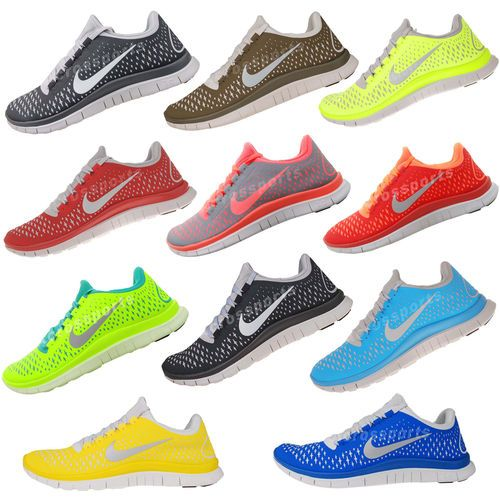 Nike Free Run 2013 Mens Running Shoes Runner Sneakers 11 Pick 1 3 in Clothes,  Shoes & Accessories, Men's Shoes, Trainers