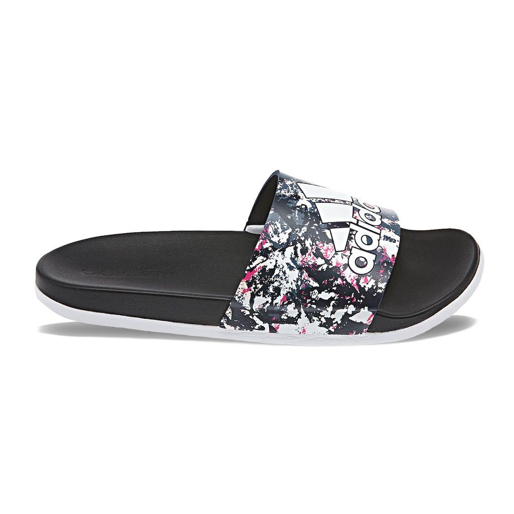 497938c77965 adidas adilette Cloudfoam Women s Slide Sandals