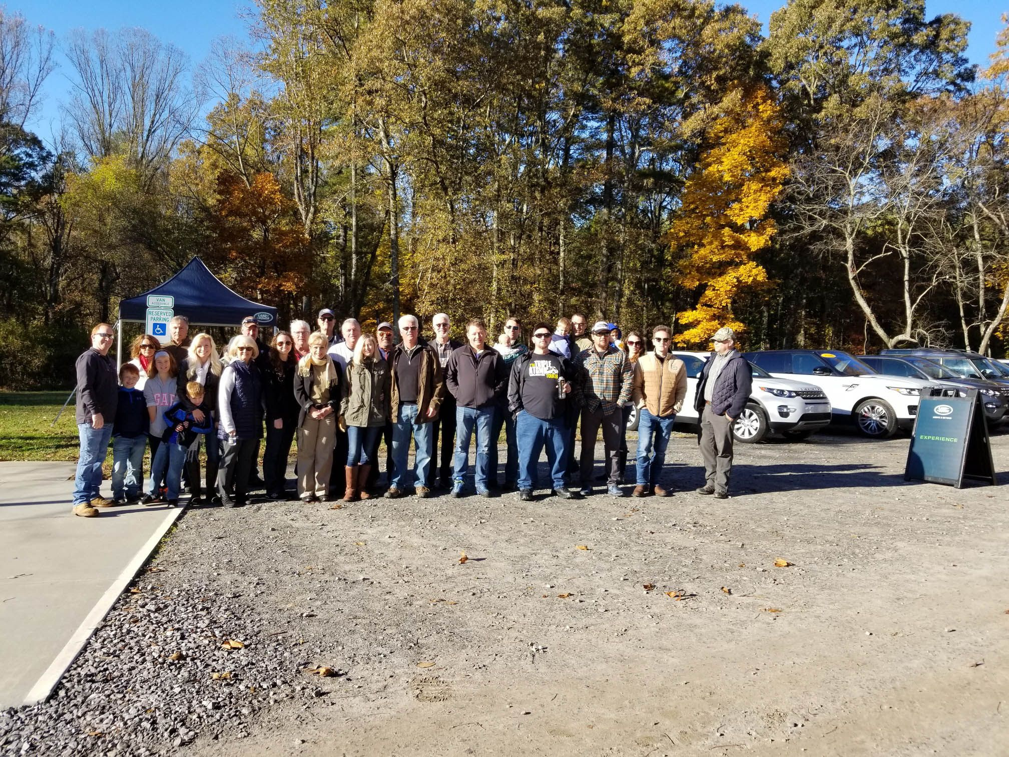 Our 70th Annual Landrover Jubilee Customer Event On 11 4 Was A Huge Success Our Guests Had A Great Time Getting Land Rover Jaguar Land Rover Biltmore Estate