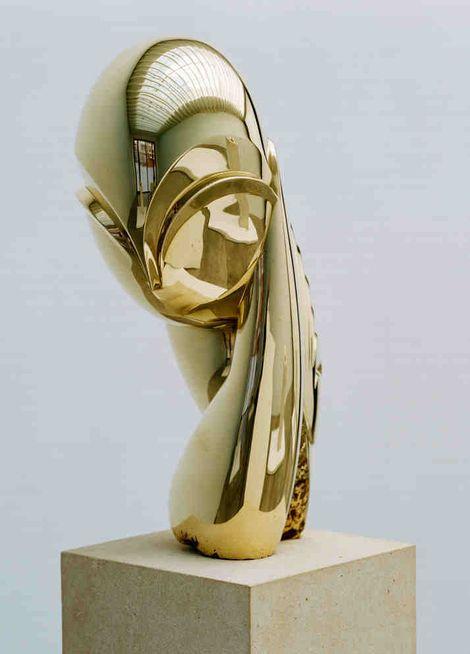 Constantin Brancusi, Mademoiselle Pogany II (1925) on ArtStack #constantin-brancusi #art