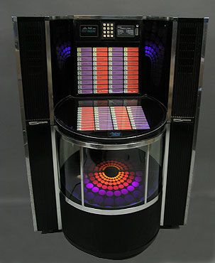 jukebox Seeburg Disco SMC1 | Jukebox & game room | Jukebox