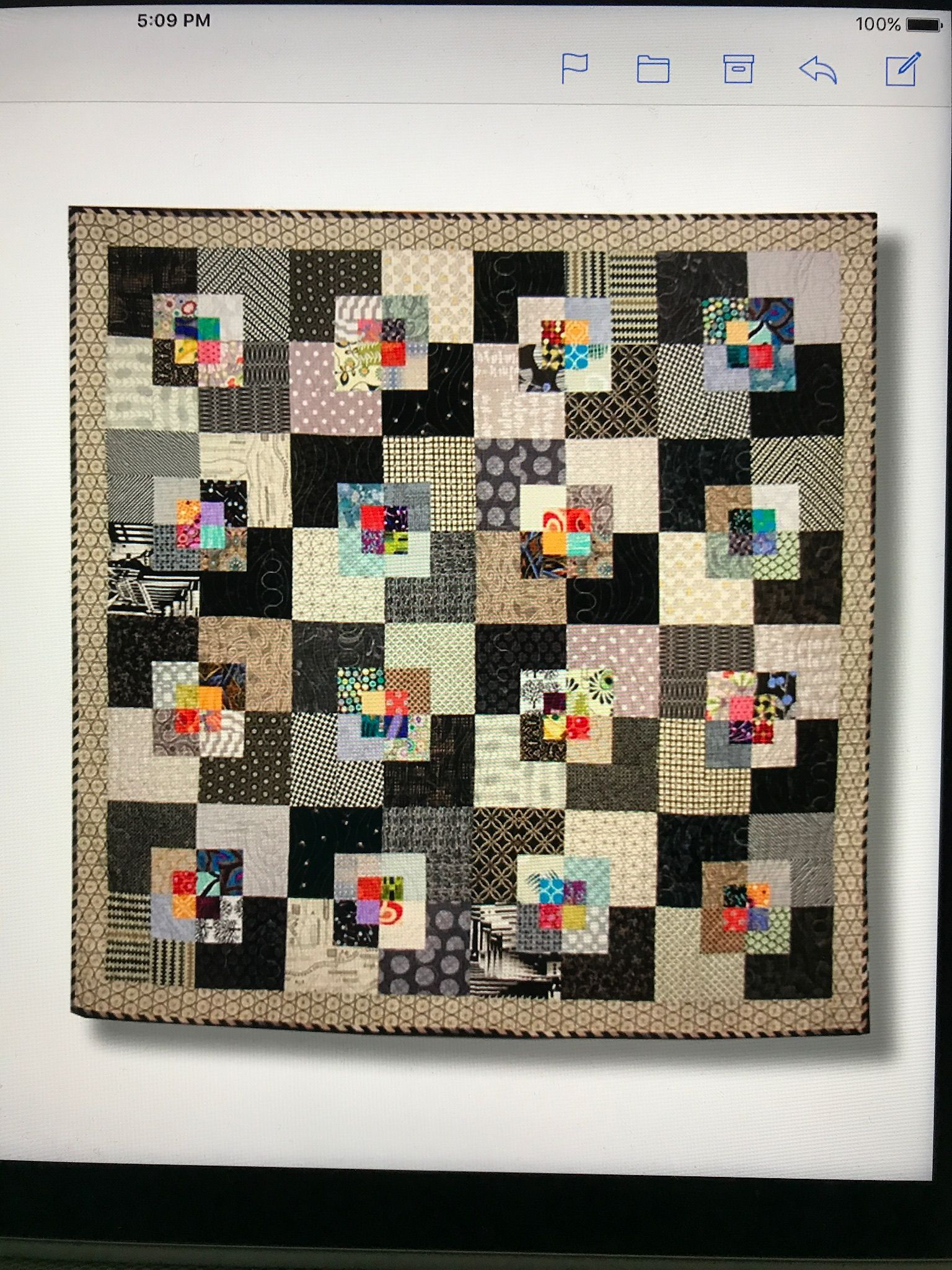 Pin By Carol Forde On Scrap Quilts Pinterest Patchwork Scrap