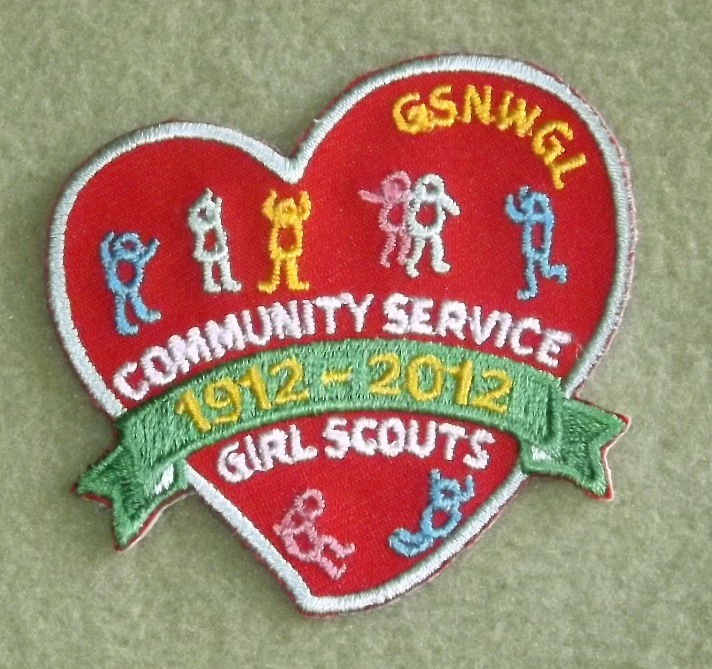 Girl scouts northwestern great lakes 100th anniversary