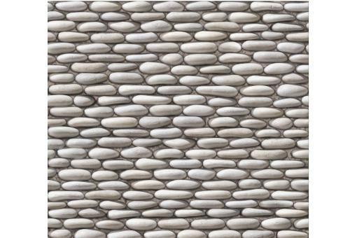 Papier peint galets gris, deco design