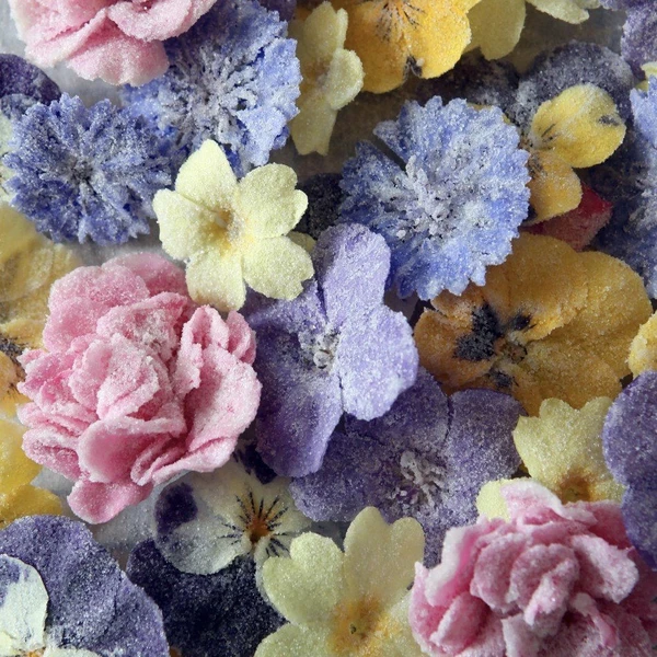 Crystallising Flowers Puriri Lane in 2020 Violet