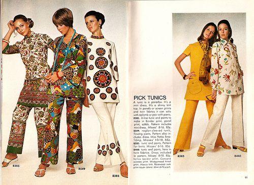 1970's Fashion | Fashion | Pinterest | Psychedelic pattern ...