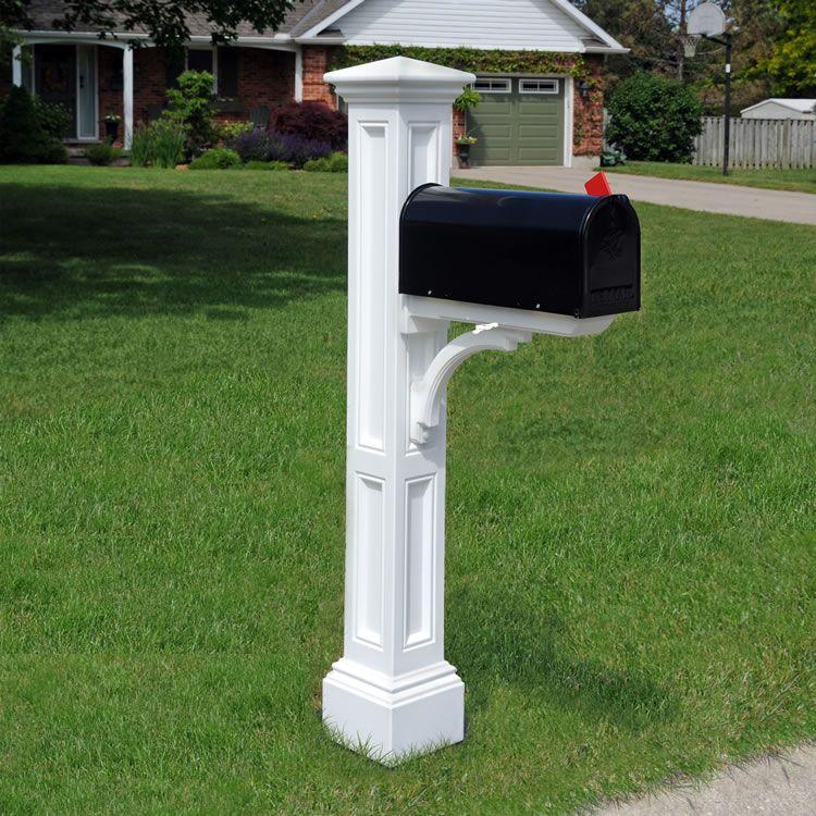 Charleston Mail Post Mailbox Landscaping Mailbox Post Mail Post