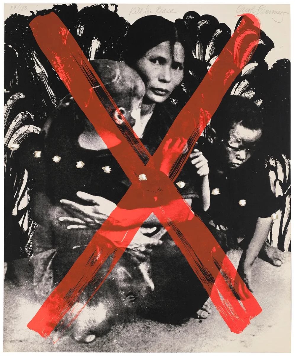 A Brief History Of Protest Art From The 1940s Until Now In Pictures Protest Art Protest Posters American Art
