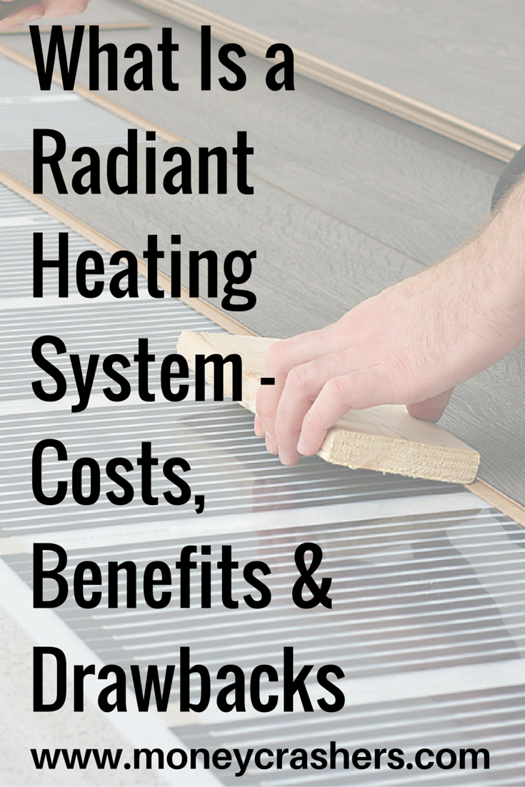 25 b sta radiant heating system id erna p pinterest golvv rme och sol - Radiant floor heating pros and cons ...