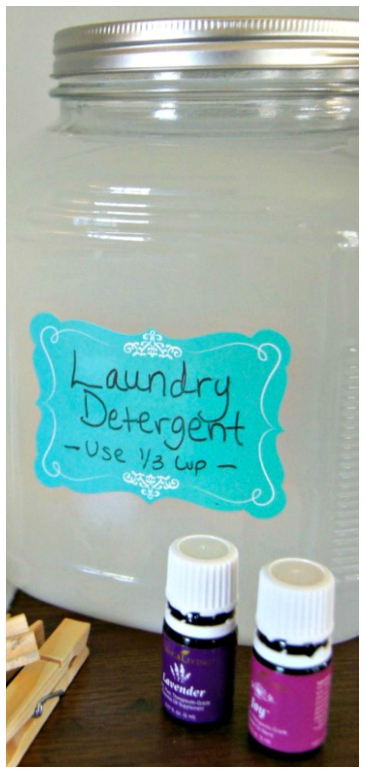 Chemical Free Liquid Laundry Detergent Liquid Laundry Detergent