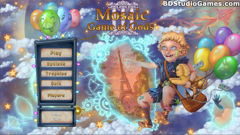 Mosaic: Game of Gods III Free Download - BDStudioGames