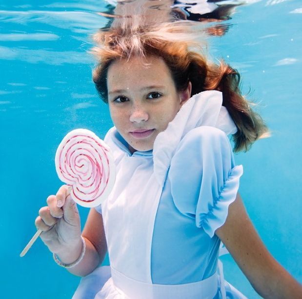 Elena Kalis - Underwater Fairytale