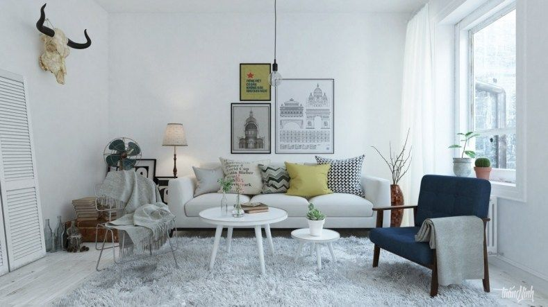 Nordic Inspired Living Room Rug Interior Design For Small S Scandinavian Living Room Furniture Scandinavian Design Living Room Scandinavian Decor Living Room