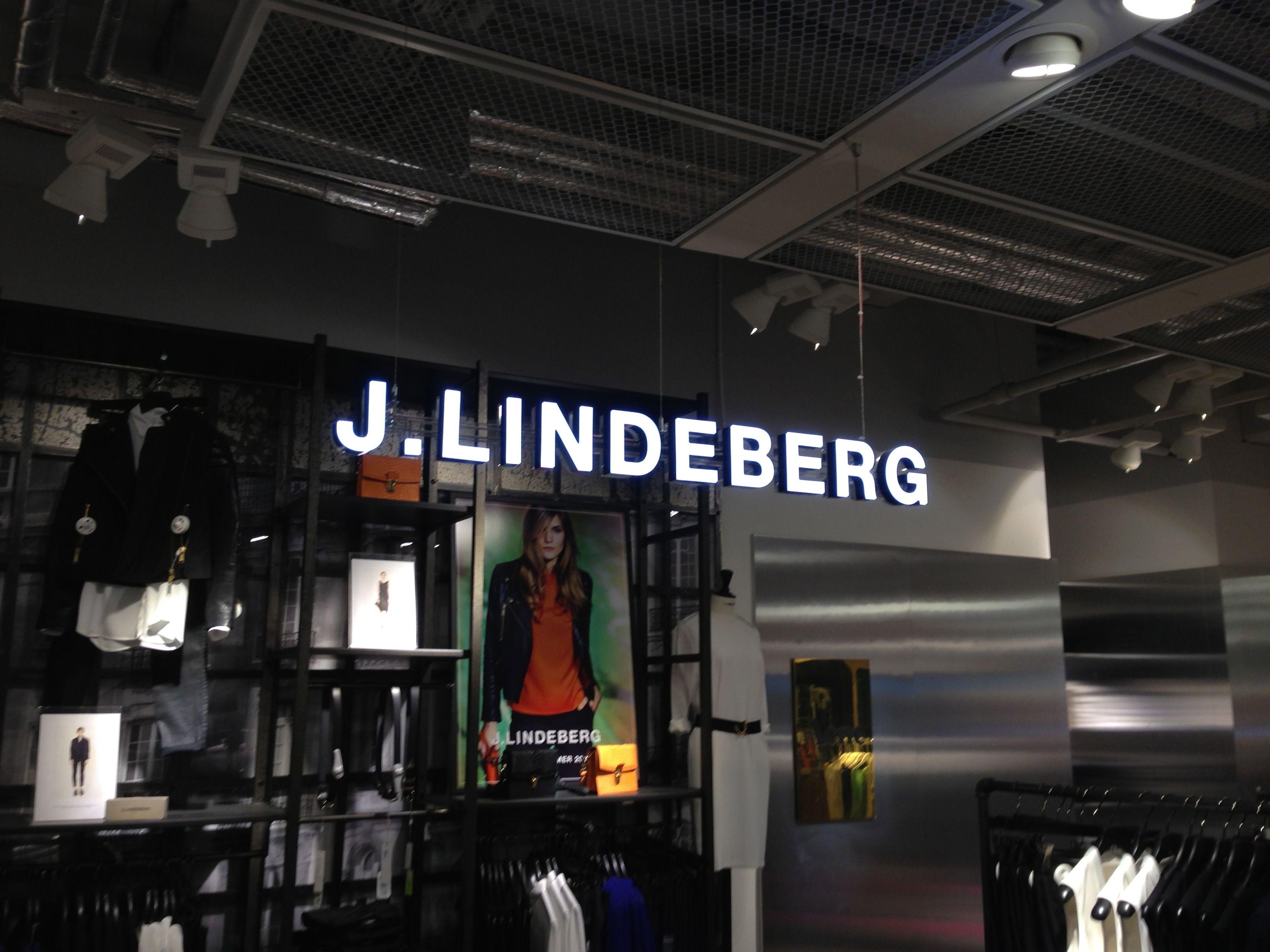 j lindeberg täby