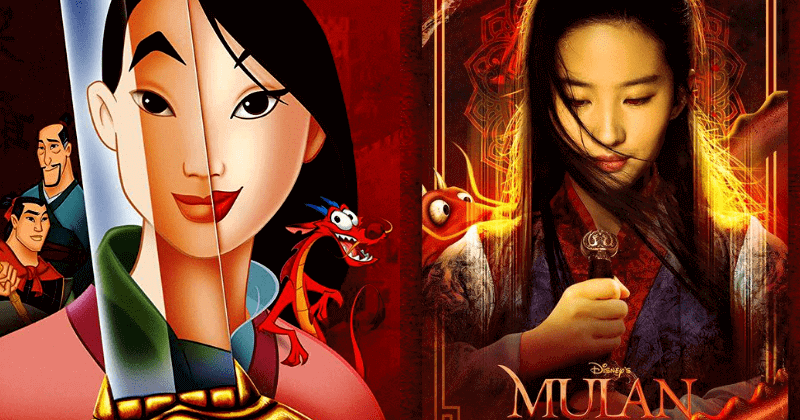 Disney's Action Movie Mulan's First Trailer Released