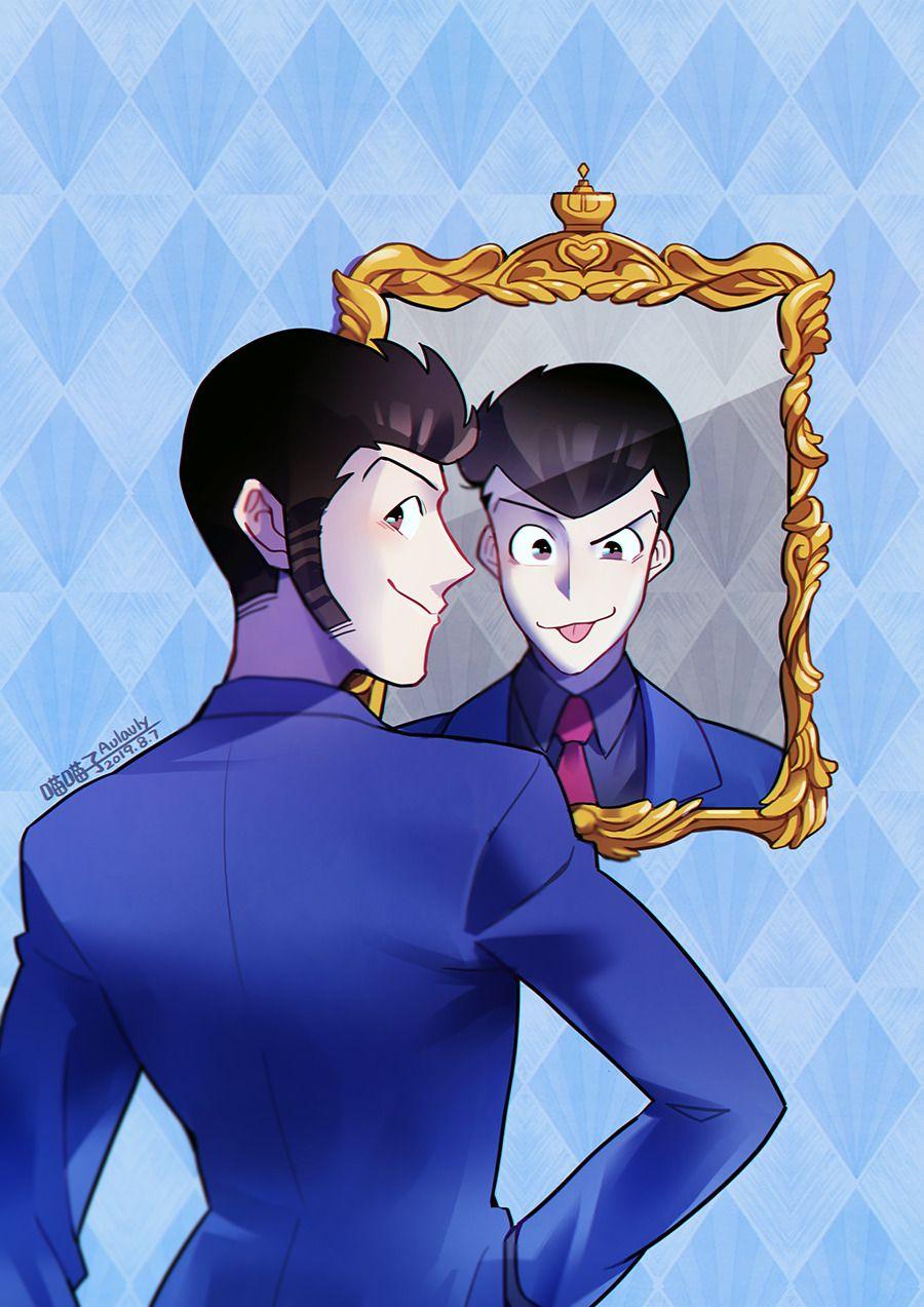Pin di ANDRE su Lupin III