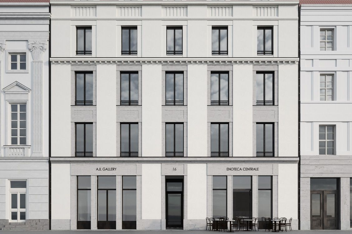 Germany S Neotraditional Architecture Movement The Berlin Style
