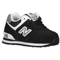 new balance black toddler