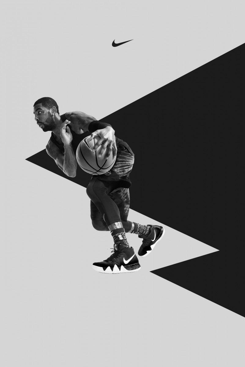 huge selection of 0d0b5 b8579 Nike – Kyrie 4 Artwork – Haw-lin Services | layout | Nike ...