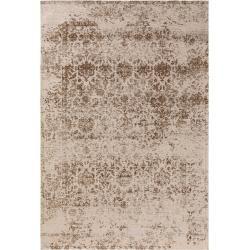 benuta Flachgewebeteppich Tosca Beige 75x165 cm - Vintage Teppich im Used-Look benuta #peinturesalontendance
