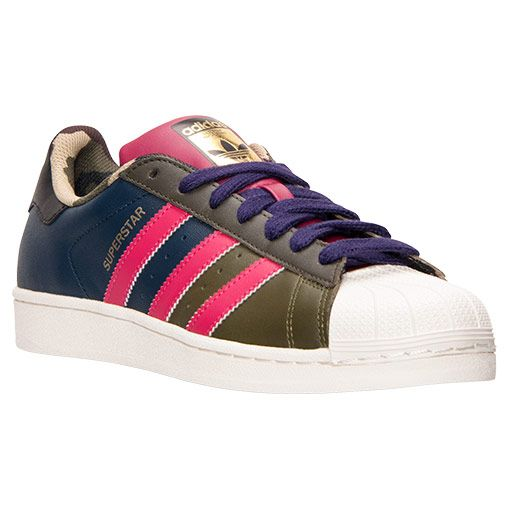 Men's adidas Superstar Oddity Casual Shoes S82759 GRN