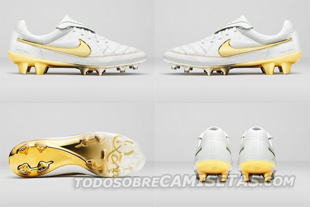 new styles 7b510 c5b64 Ronaldinho Nike Tiempo Legend