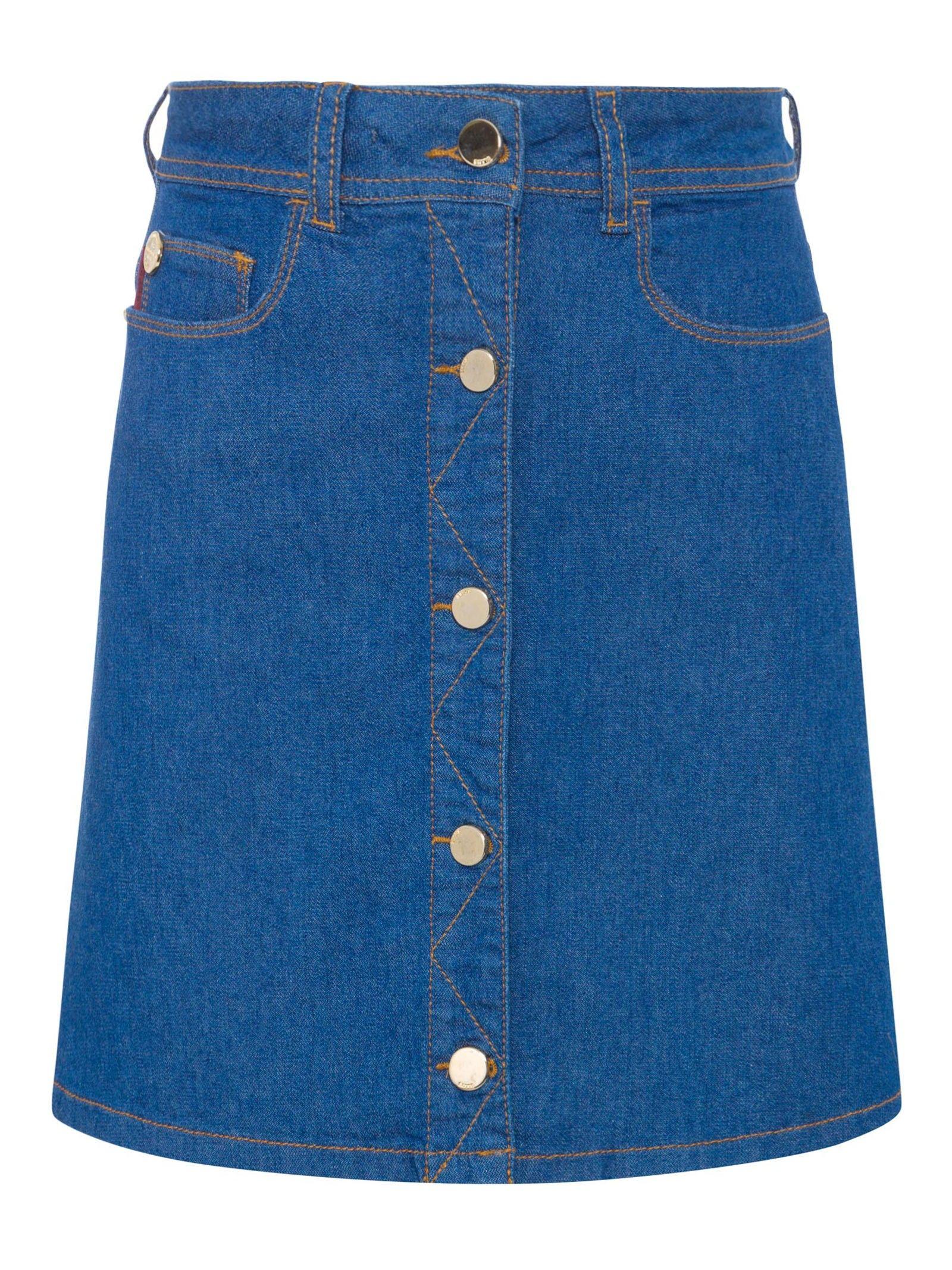 08cb8d3d23 Saia Vintage - Ellus - Azul - Shop2gether