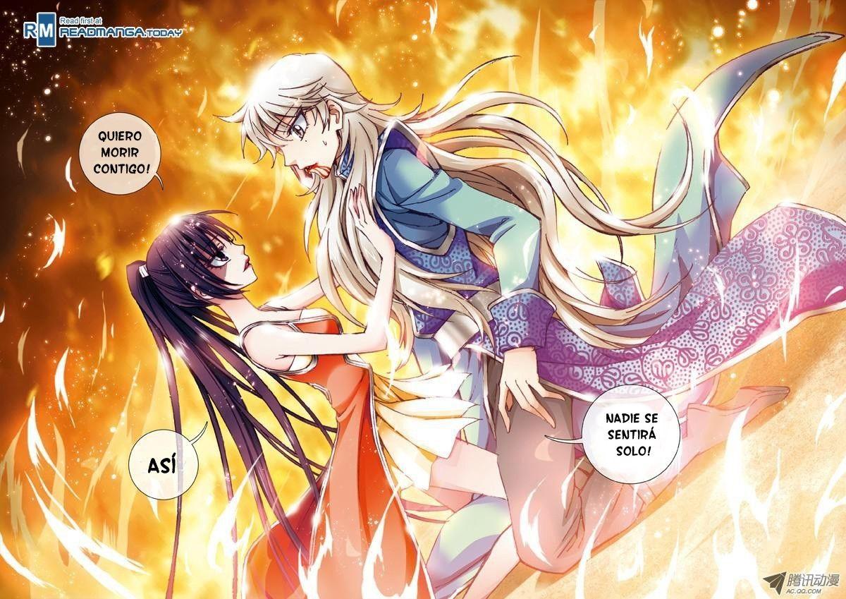 Descenso del Fénix (Descent of the Phoenix) Capítulo 19 página 22 - Leer Manga en Español gratis en NineManga.com