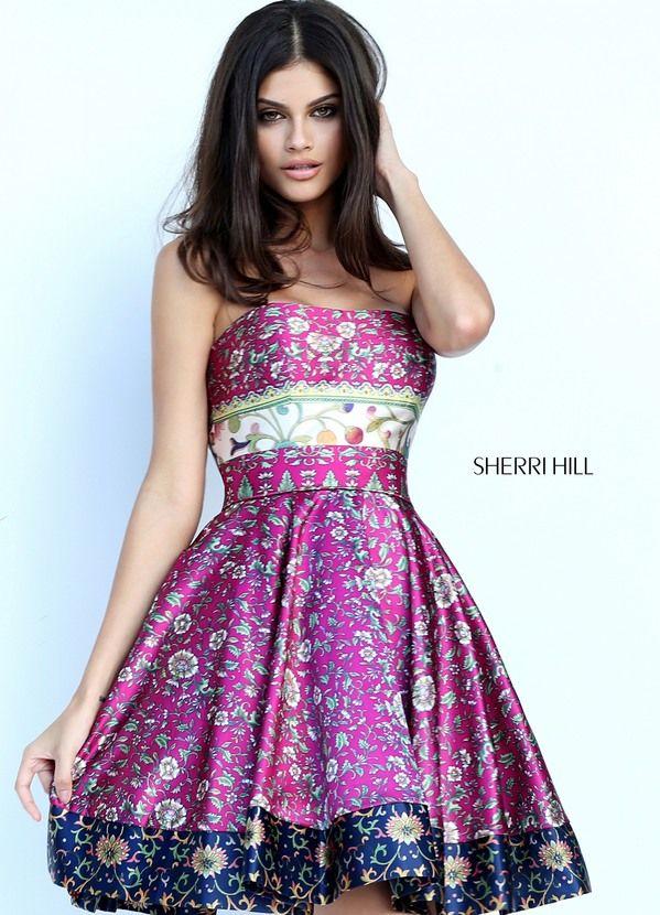 50794 - SHERRI HILL   Dresses   Pinterest   Vestidos bonitos ...