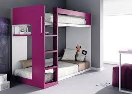 Resultado de imagen para camas altas para ahorrar espacio