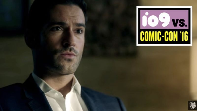 Lucifer Meets His Most Fearsome Adversary Yet in this First Peek at Season Two